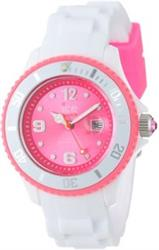 Ice Watch Ice White Sili Pink 48mm