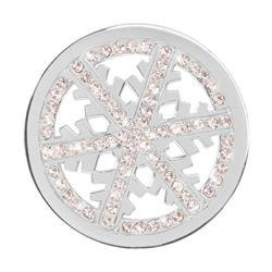 Snowflake Silver Coin 33mm