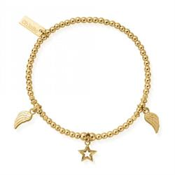 Gold Everyday Seeker Bracelet