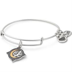 Moonlight Two Tone Bangle