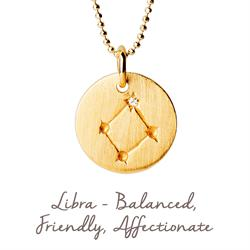 Buy Mantra Libra Star Map in Gold