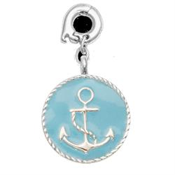 Nikki Lissoni Blue Hope For Something Charm Sale