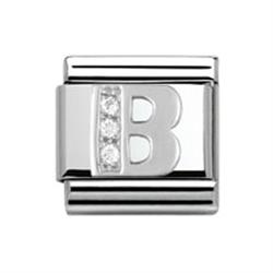 Buy Nomination SilverShine Letter 'B'