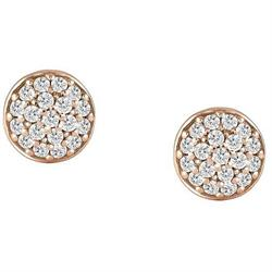 Rose Gold Gioie Studs