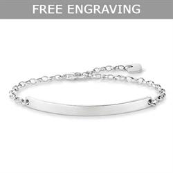 Buy Thomas Sabo Love Bridge Classic Bracelet Sterling Silver