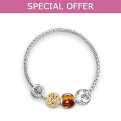 Buy Thomas Sabo 'Gold Sun' Karma Bundle