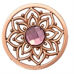 Believe in Magic Rose Gold Coin 33mm