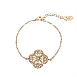 Miss Lola Golden Bracelet