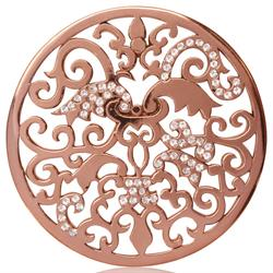 Rose Gold My Imagination Coin 43mm