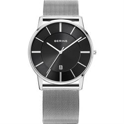 Bering Classic Milanese Silver