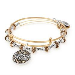 Alex and Ani New Year New Me Set of 2 Bangles