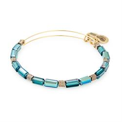 Alex and Ani Metallic Aurora Beaded Bangle