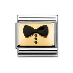 Buy Nomination Black Bowtie