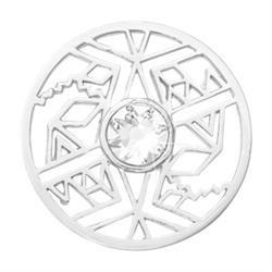 Wild and Free Silver Coin 33mm
