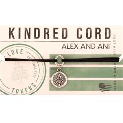 Christmas Tree Kindred Cord Bracelet