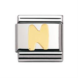 Buy Nomination Gold Letter N