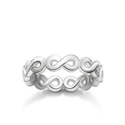 Repeat Infinity Ring 52