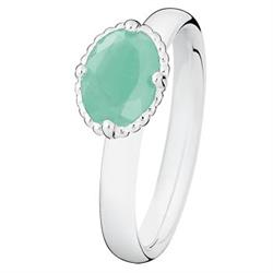 May Emerald Ring