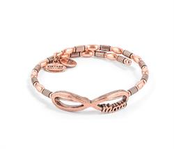 Infinity Mom Wrap in Rafaelian Rose Gold