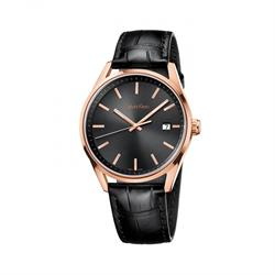 Calvin Klein Mens' Rose Gold Formality Watch