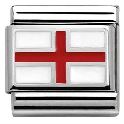 Nomination England Silver Flag