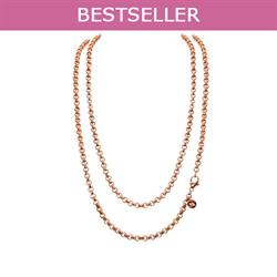 Buy Nikki Lissoni Rose Gold 80cm Chain