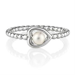 Jersey Pearl Kimberley Selwood Pearl Ring L