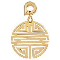Sale Nikki Lissoni Longevity Gold Charm