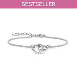 Together Forever CZ Bracelet