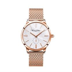 Thomas Sabo Rose Gold Mother of Pearl Watch by Thomas Sabo