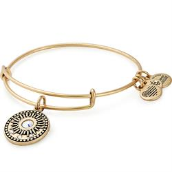 Alex and Ani Rafaelian Gold Midnight Sun Bangle