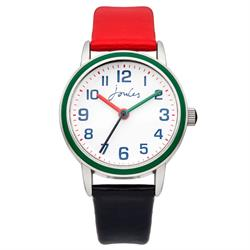 Black and Red Kids Watch