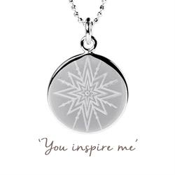 You Inspire Silver Star Disc