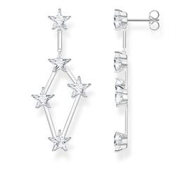 Thomas Sabo Silver Constellation Drop Earrings