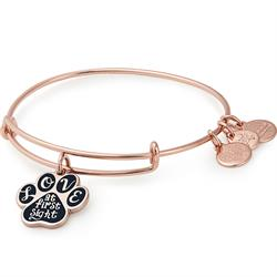 Love At First Sight Paw Bangle