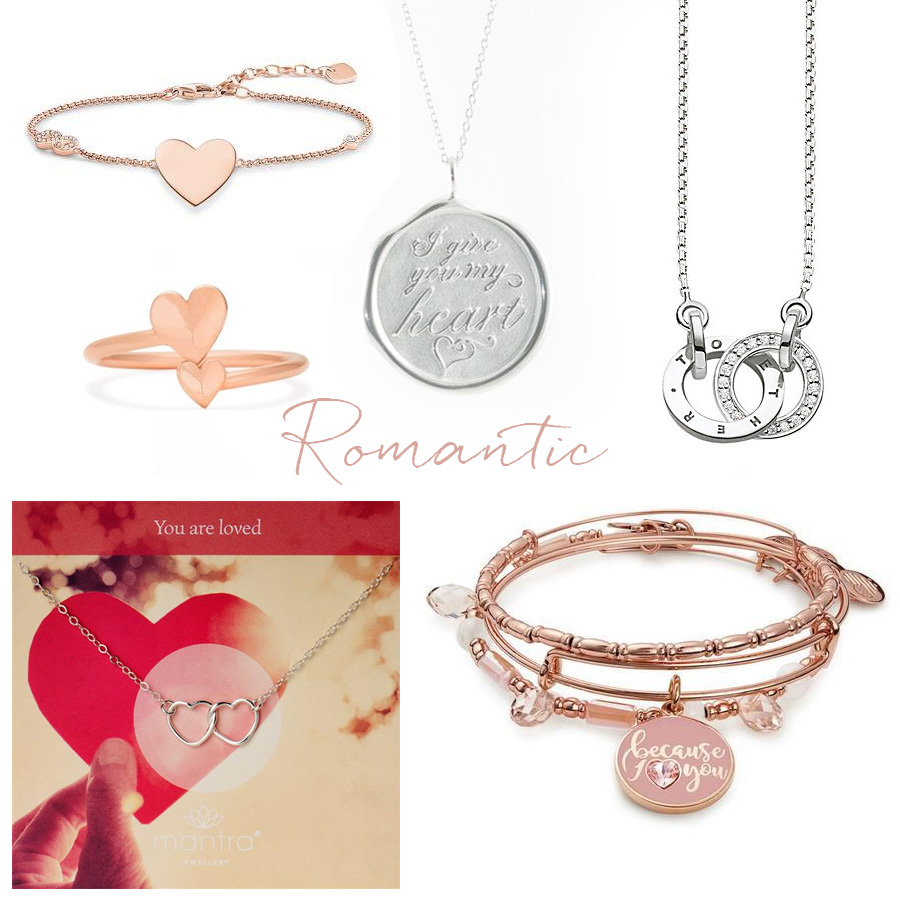 Romantic Valentines Gifts for her
