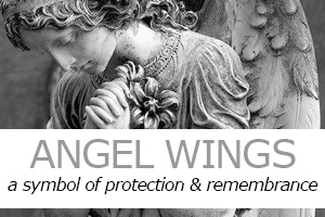 Angel Wing Jewellery