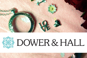Dower and Hall Cherish valentines day