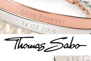 Thomas Sabo valentines day charms