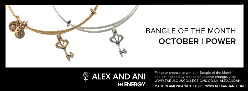 Alex and Ani Bangle of the month October competition