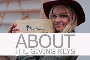 About The Giving Keys