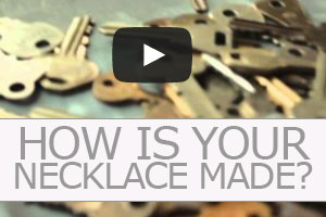How is your key made