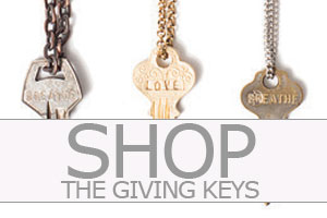 Shop The Giving Keys