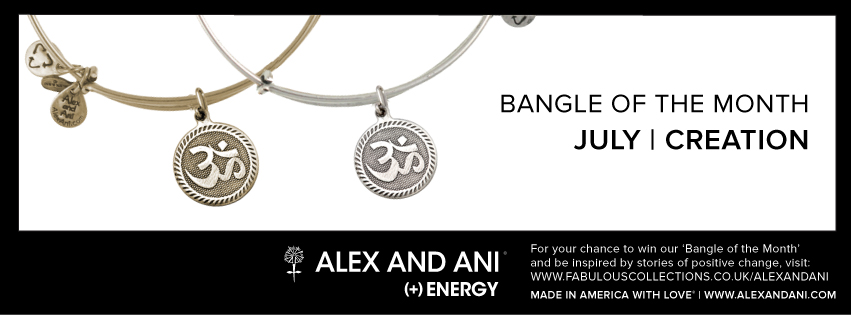 Alex and Ani Bangle of the month july competition