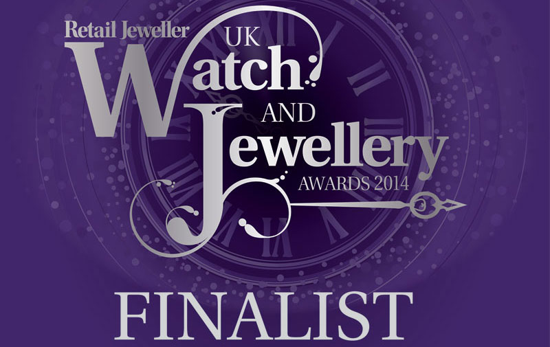 Retail Jewellery Awards Finalist