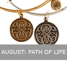 August - Alex and Ani Path of Life, Knowledge