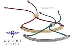 Azuni Friendship Bracelets
